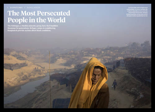 William Daniels published in National Geographic magazine
