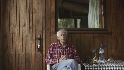 Piotr Małecki's short film George and George on the Lake shown at Tribeca Film Institute