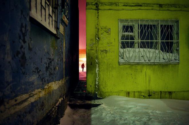 Elena Chernyshova's Norilsk featured on Lensculture