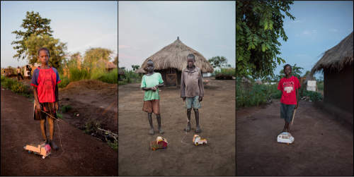 Nora Lorek's work on Uganda published by National Geographic