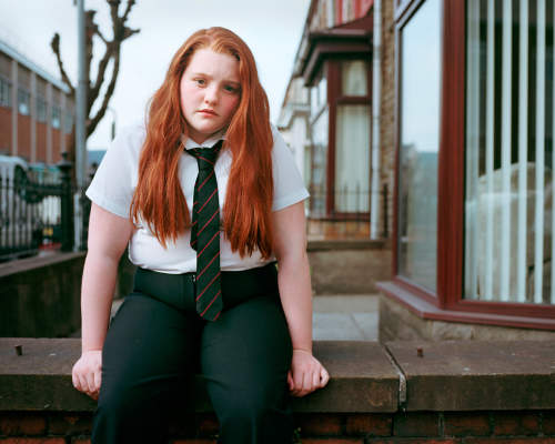 Abbie Trayler-Smith interviewed about her project 'The Big O' in HUCK Magazine