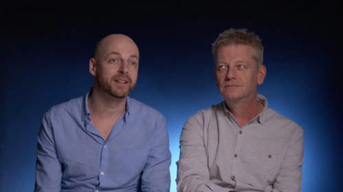 Watch an interview with Andrew McConnell & Garry Keane about their film GAZA