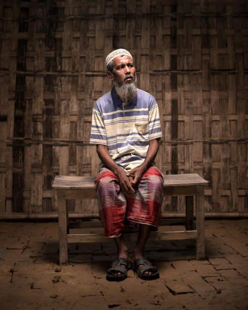Robin Hammond shortlisted for Amnesty Media Award