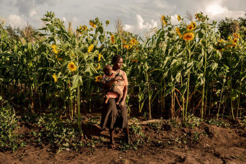 Nora Lorek's work from Bidibidi in Uganda featured on National Geographic website