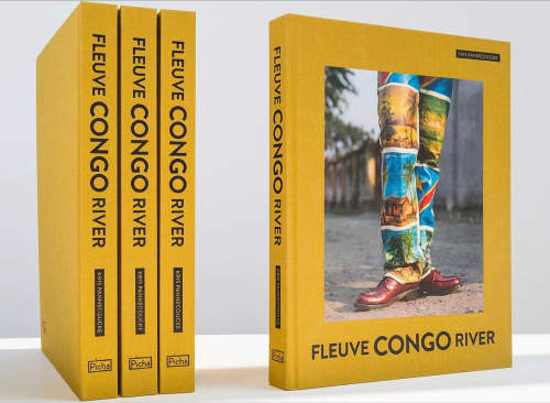 New book – Fleuve Congo River – by Kris Pannecoucke