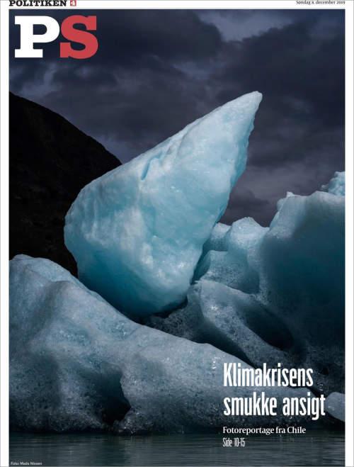 Mads Nissen published in Politiken