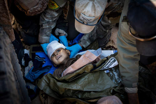 Panos photographers nominated for World Press Photo awards 2020
