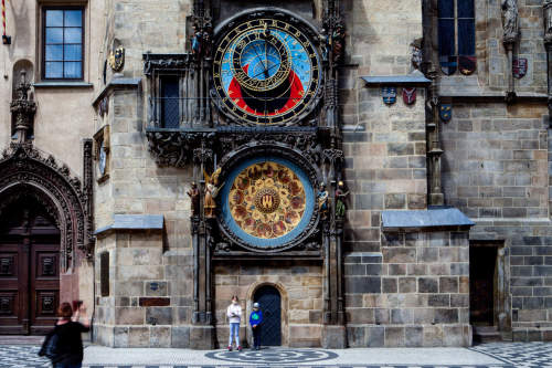 Prague – von Pandemonium to Pandemic
