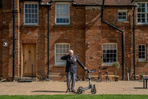 Andrew Testa wins Portrait of Britain 2020 awards