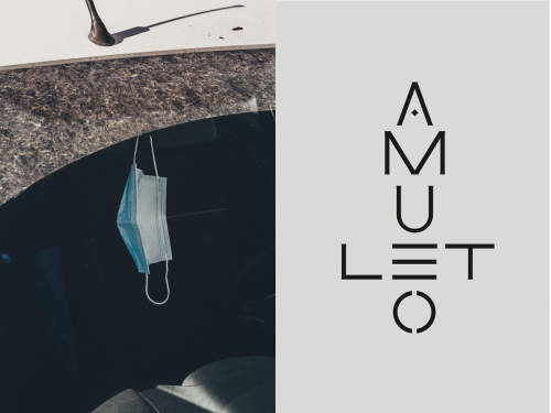 'AMULETO' by Ben Roberts published by HERE Press