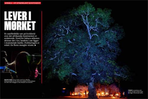 Pascal Maitre published in Vi Menn magazine