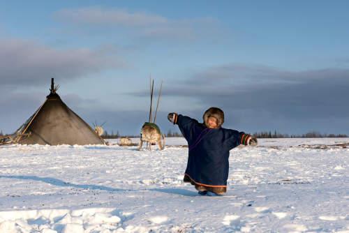 Elena Chernyshova awarded 'Honorable Mention' at UNICEF Photo of the Year 2020