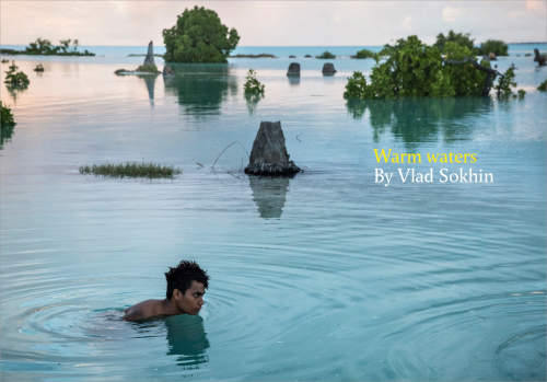 Vlad Sokhin's 'Warm Waters' published in Tortoise