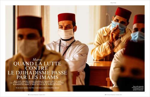 Pascal Maitre published in Le Figaro magazine