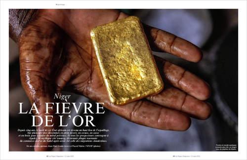 Pascal Maitre in Le Figaro magazine