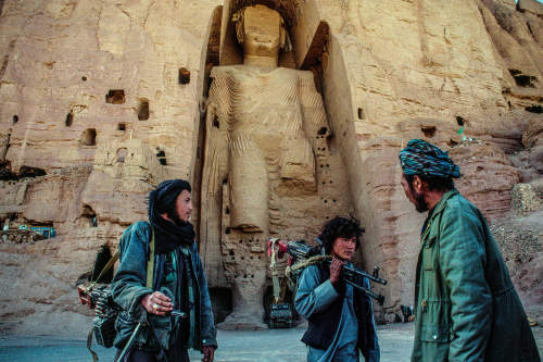 20 years since the destruction of the Buddhas of Bamyan